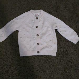Long Sleeve Raglan Blush Sweater